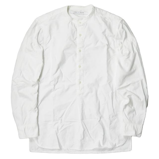 ユニクロ プル オーバー シャツ