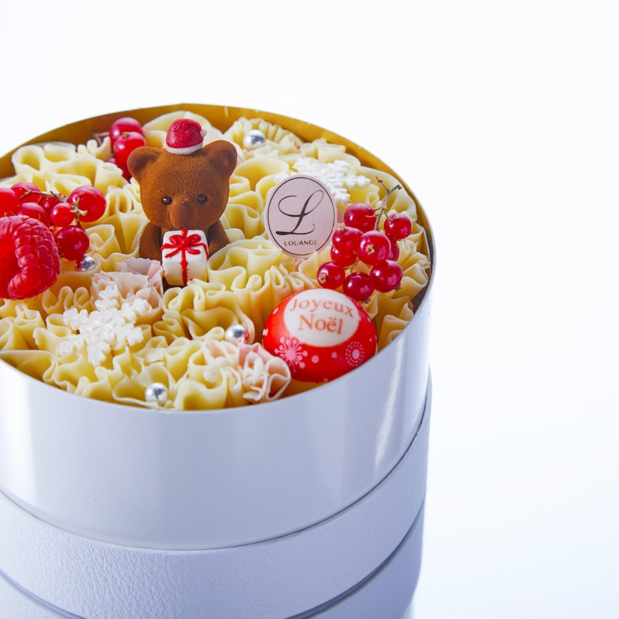 クリスマスケーキ 2021 クリスマス 【 コフレカドゥドゥノエル 】 ケーキ スイーツ ギフト プレゼント お取り寄せスイーツ ルワンジュ東京|louangetokyo|02