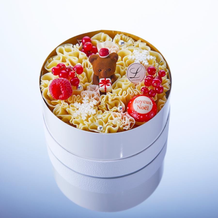 クリスマスケーキ 2021 クリスマス 【 コフレカドゥドゥノエル 】 ケーキ スイーツ ギフト プレゼント お取り寄せスイーツ ルワンジュ東京|louangetokyo|04