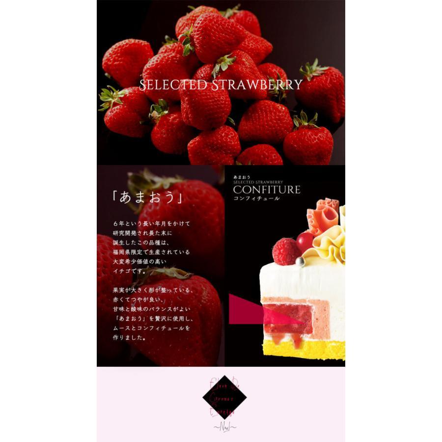 クリスマスケーキ 2021 クリスマス 【 コフレカドゥドゥノエル 】 ケーキ スイーツ ギフト プレゼント お取り寄せスイーツ ルワンジュ東京|louangetokyo|07