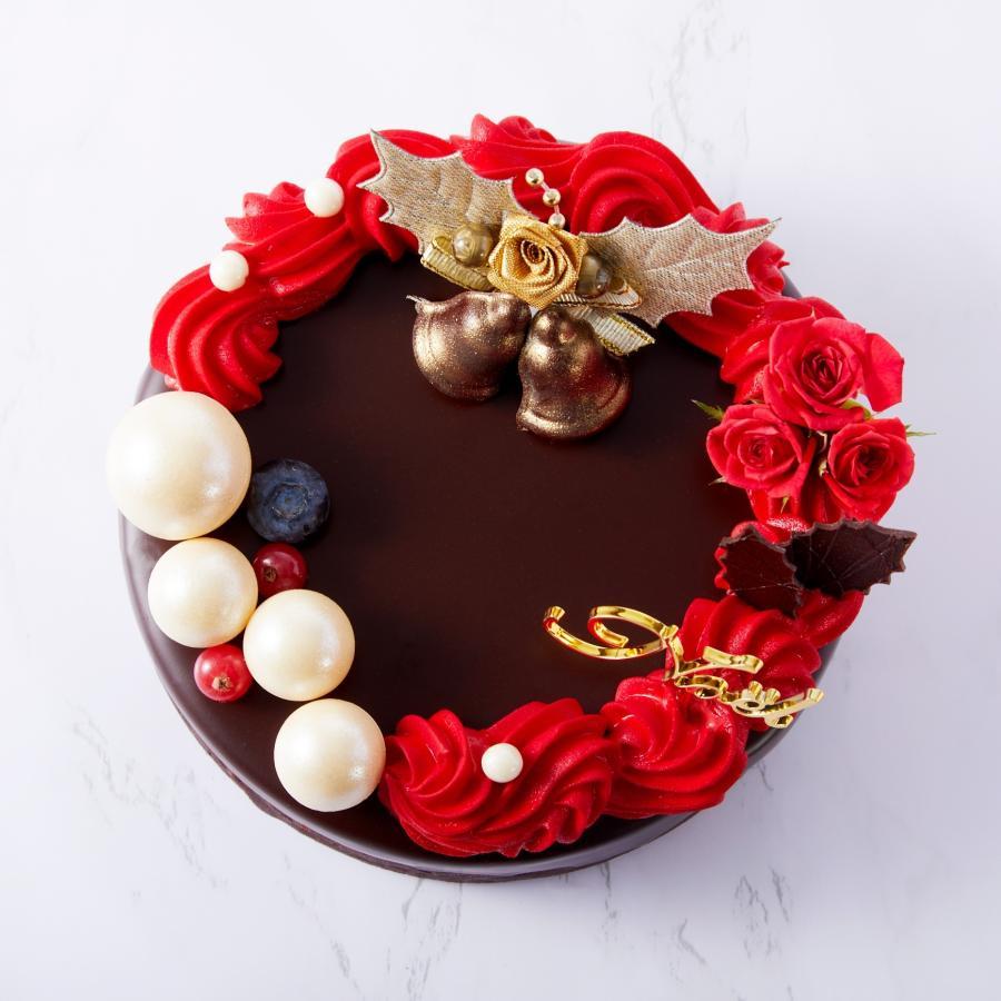 クリスマスケーキ 2021 クリスマス 【クロンヌドゥノエル 】 ケーキ スイーツ ギフト プレゼント お取り寄せスイーツ ルワンジュ東京|louangetokyo