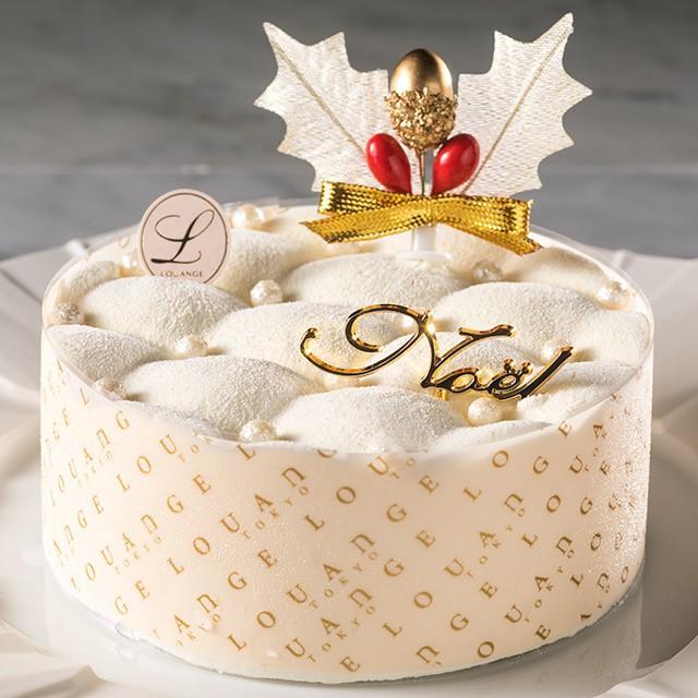 クリスマスケーキ 2021 クリスマス 【 マトラッセブランノエル 】 ケーキ スイーツ ギフト プレゼント お取り寄せスイーツ ルワンジュ東京|louangetokyo