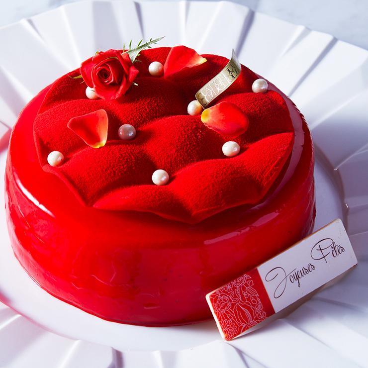 クリスマスケーキ 2021 クリスマス 【マトラッセルージュノエル 】 ケーキ スイーツ ギフト プレゼント お取り寄せスイーツ ルワンジュ東京 louangetokyo