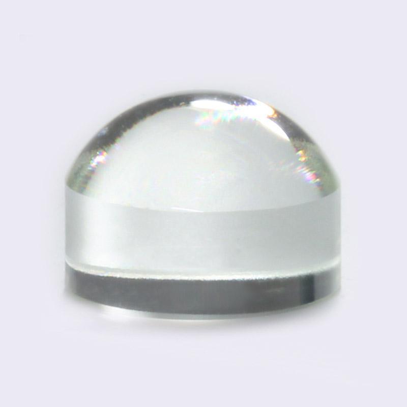 ペーパーウェイトルーペ 小 文鎮 5倍 40mm 池田レンズ 拡大鏡 ルーペ 虫眼鏡 品質検査済 期間限定お試し価格