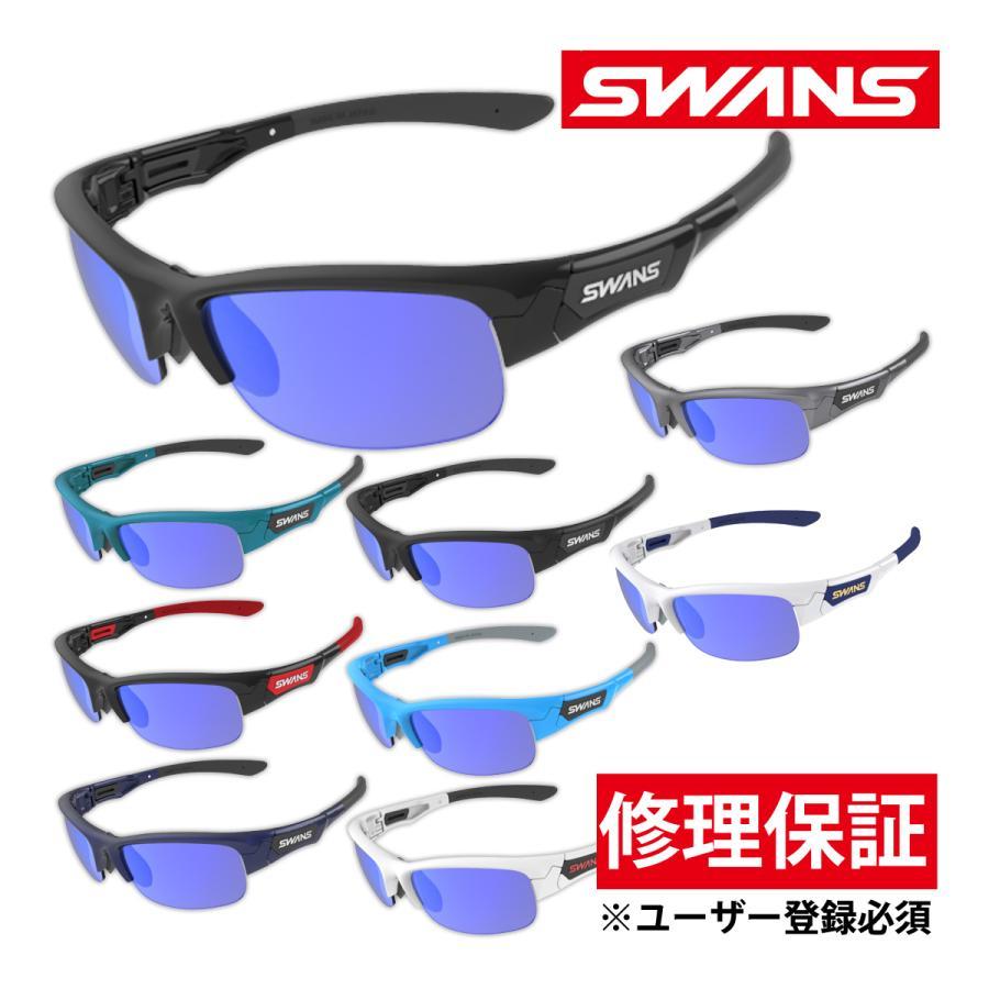 サングラス ミラーレンズ ブルーミラー×スモーク ドライブ ゴルフ スポーツ メンズ レディース SPRINGBOK フレーム+L-SPB-1101