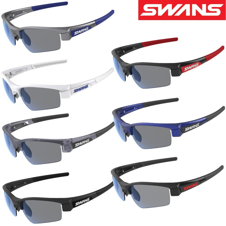 サングラス 偏光レンズ 両面マルチ メンズ レディース スポーツ ドライブ 釣り ゴルフ LION SIN フレーム+レンズセット L-LI SIN-