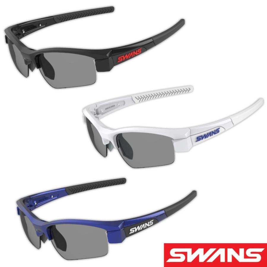 サングラス スポーツ スモークレンズ ゴルフ ドライブ メンズ レディース LION SIN Compact フレーム+L-LI SIN-C-0001