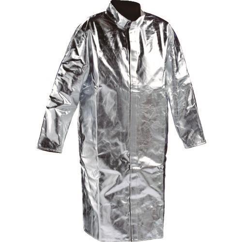 JUTEC 耐熱保護服 コート Lサイズ [HSM120KA-1-52] HSM120KA152          販売単位:1 送料無料
