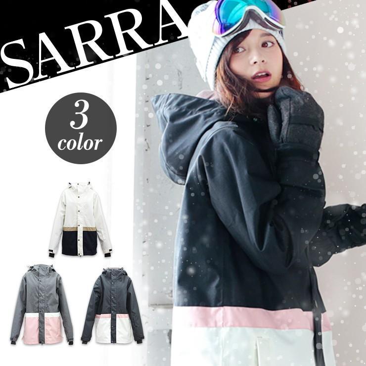 スノーボードウェア レディース スキーウェア スノボウェア ボードウェア ジャケット パンツ別売 74704 SARRA :74701:LOVE ACTION MARKET 通販 Yahoo!ショッピング