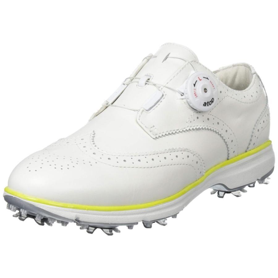 本間ゴルフ HONMA SS6901 ホワイト 23.0/E3