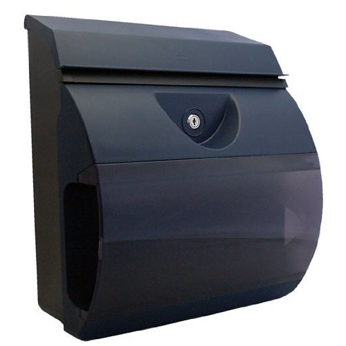 Euro Mailbox correosユーロメールボックス コレオ ダークブルー(CO-20184)郵便ポスト