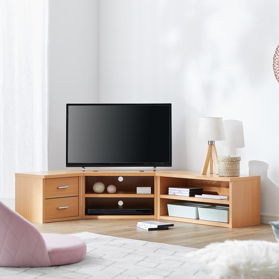 テレビ台 期間限定特別価格 ローボード 収納付き おしゃれ コーナー ラック 超特価 シンプル 木製 ロウヤ TV LOWYA