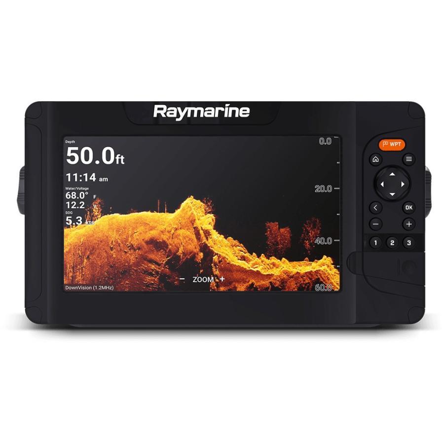 RAYMARINE レイマリン Element 9 HV 本体 LightHouse NC2チャート付属 送料無料 メーカー直送。納期30日程度