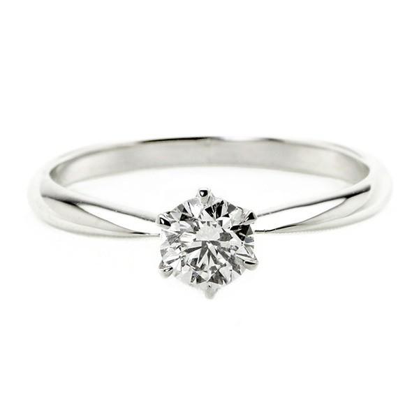 【GINGER掲載商品】 ダイヤモンド ブライダル リング プラチナ Pt900 0.3ct ダイヤ指輪 Dカラー SI2 Excellent EXハート&キューピット エクセレント 鑑定書付き 16.5号, トシアンティークスTOSHI.ANTIQUES b8b1282e