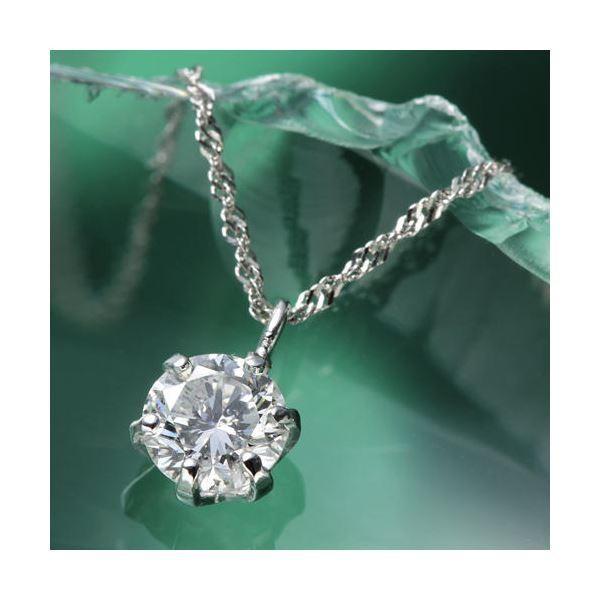 卸売 K18WG0.3ctダイヤモンドペンダント/ネックレス, K-ユニフォーム 9b91d1df