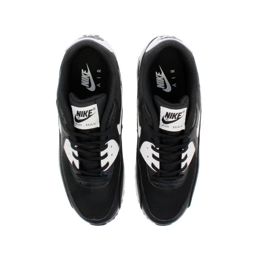 616730 023 Nike Wmns Air Max 90 Essential Schwarz Weiß