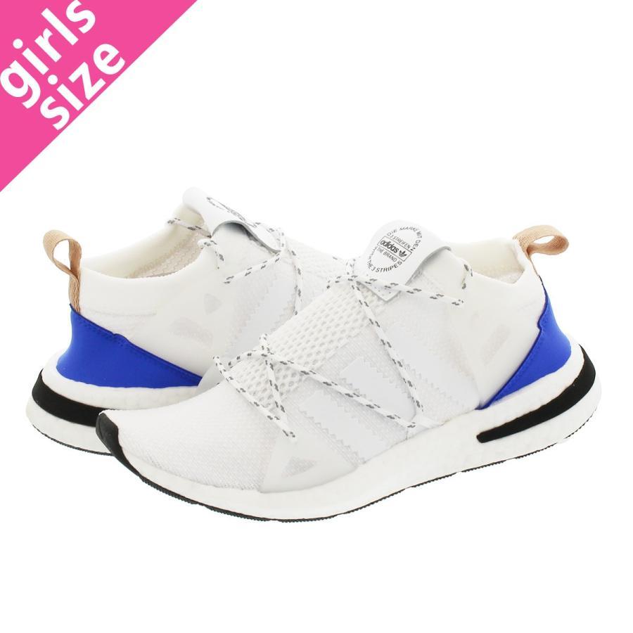 アーキン RUNNING WHITE/ ウィメンズ RUNNING WHITE/ ASH PEARL アディダス adidas ARKYN W