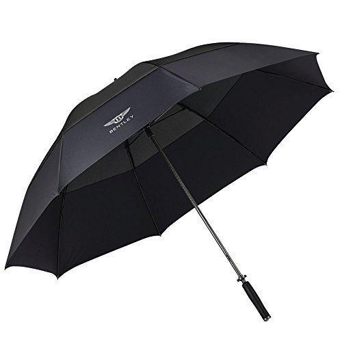 Bentley ゴルフ傘 ブラック ワンサイズ【並行輸入品】