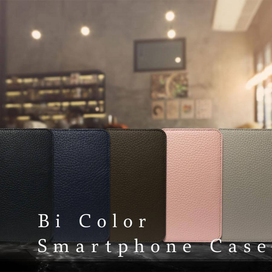 iPhone12 Pro ケース iPhone 11 pro XR X Xs 8 7 6s 6 SE 第二世代 ケース カバー 本革 手帳型ケース バイカラー 革 おしゃれ 手帳型 耐衝撃 ltcm-store 02