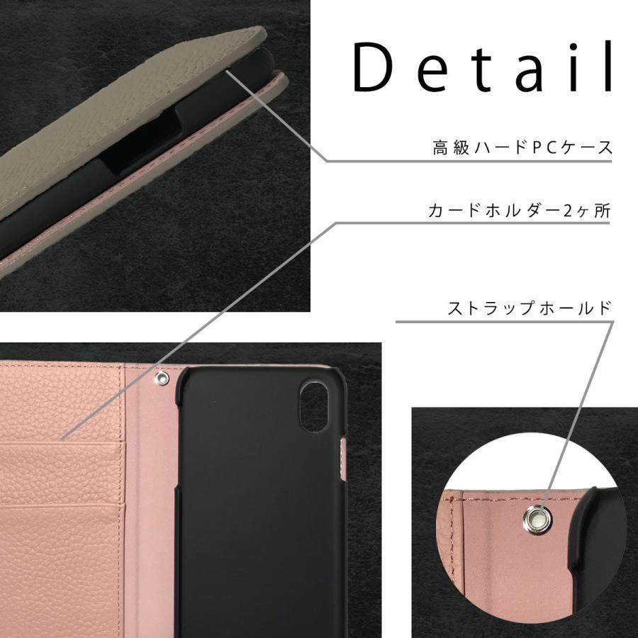 iPhone12 Pro ケース iPhone 11 pro XR X Xs 8 7 6s 6 SE 第二世代 ケース カバー 本革 手帳型ケース バイカラー 革 おしゃれ 手帳型 耐衝撃 ltcm-store 04