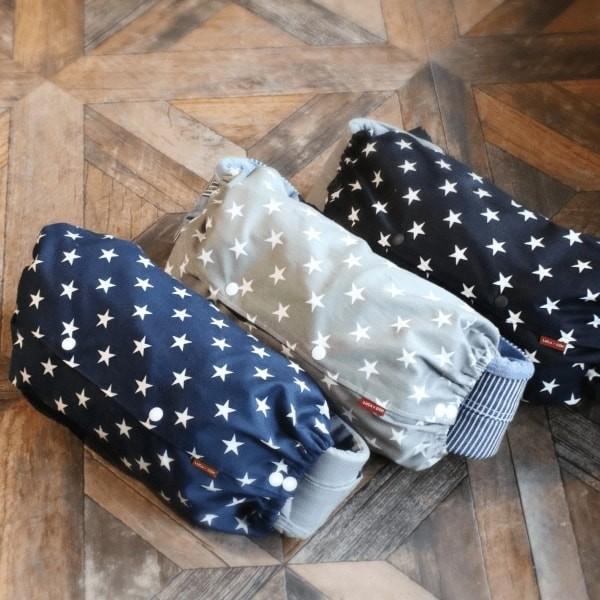 ルカコ 抱っこ紐収納カバー エルゴアダプト オムニ360 ベビービョルンONE KAI コランハグ対応抱っこひもケース 送料無料 人気の星柄L|lucacoh|17