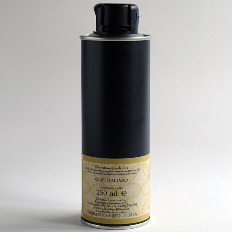 エキストラバージン・オリーブオイル「ラチェルトーザ」250ml|lucania-arti|03
