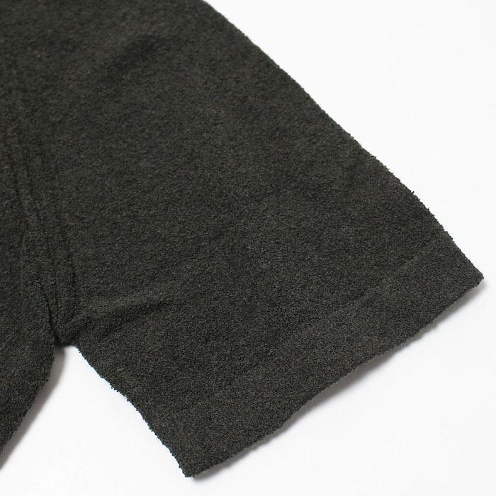 ザノーネ / ZANONE / クルーネック ニット Tシャツ / 12G コットン パイル / 812484-ZM308 / 返品・交換可能 luccicare 08
