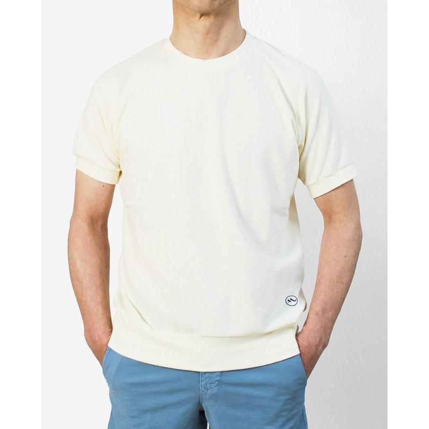 ドッピア アー / DOPPIA A / ニット Tシャツ / コットン パイル / MM4437 / 返品・交換可能 luccicare 02