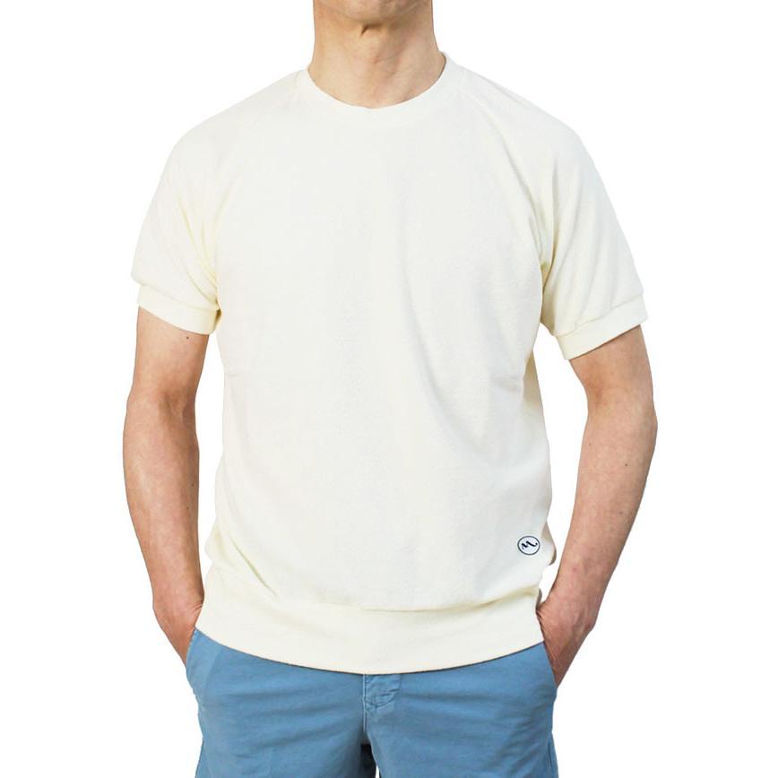 ドッピア アー / DOPPIA A / ニット Tシャツ / コットン パイル / MM4437 / 返品・交換可能 luccicare 12