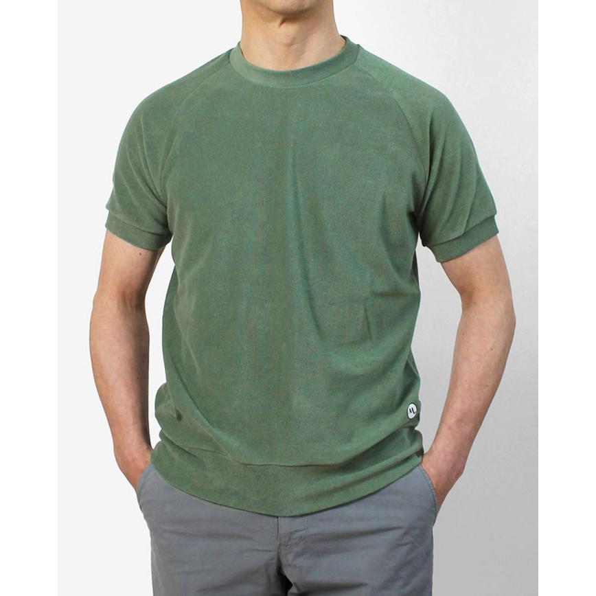 ドッピア アー / DOPPIA A / ニット Tシャツ / コットン パイル / MM4437 / 返品・交換可能 luccicare 03