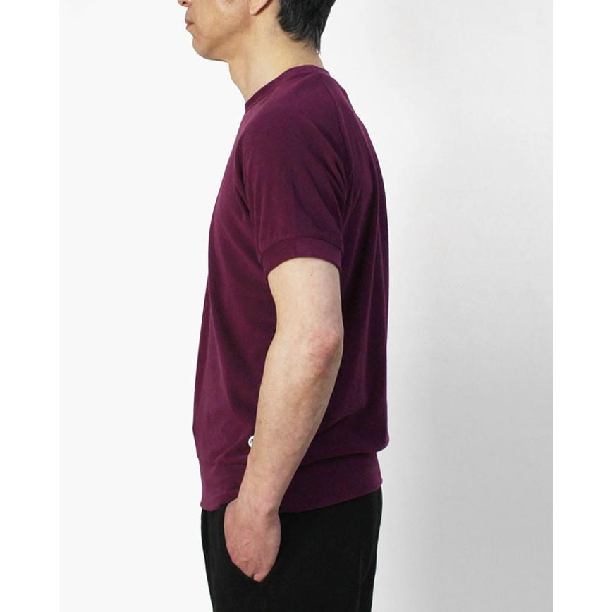 ドッピア アー / DOPPIA A / ニット Tシャツ / コットン パイル / MM4437 / 返品・交換可能 luccicare 05