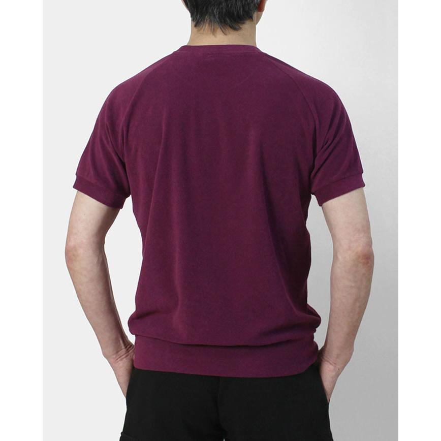 ドッピア アー / DOPPIA A / ニット Tシャツ / コットン パイル / MM4437 / 返品・交換可能 luccicare 06
