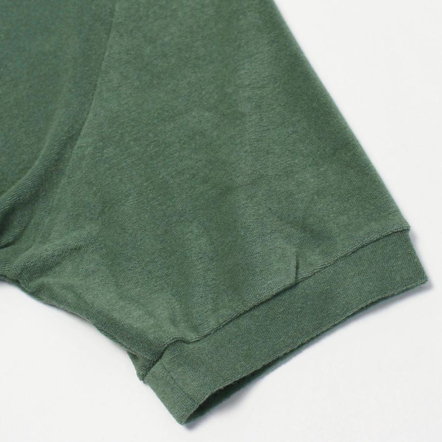 ドッピア アー / DOPPIA A / ニット Tシャツ / コットン パイル / MM4437 / 返品・交換可能 luccicare 08