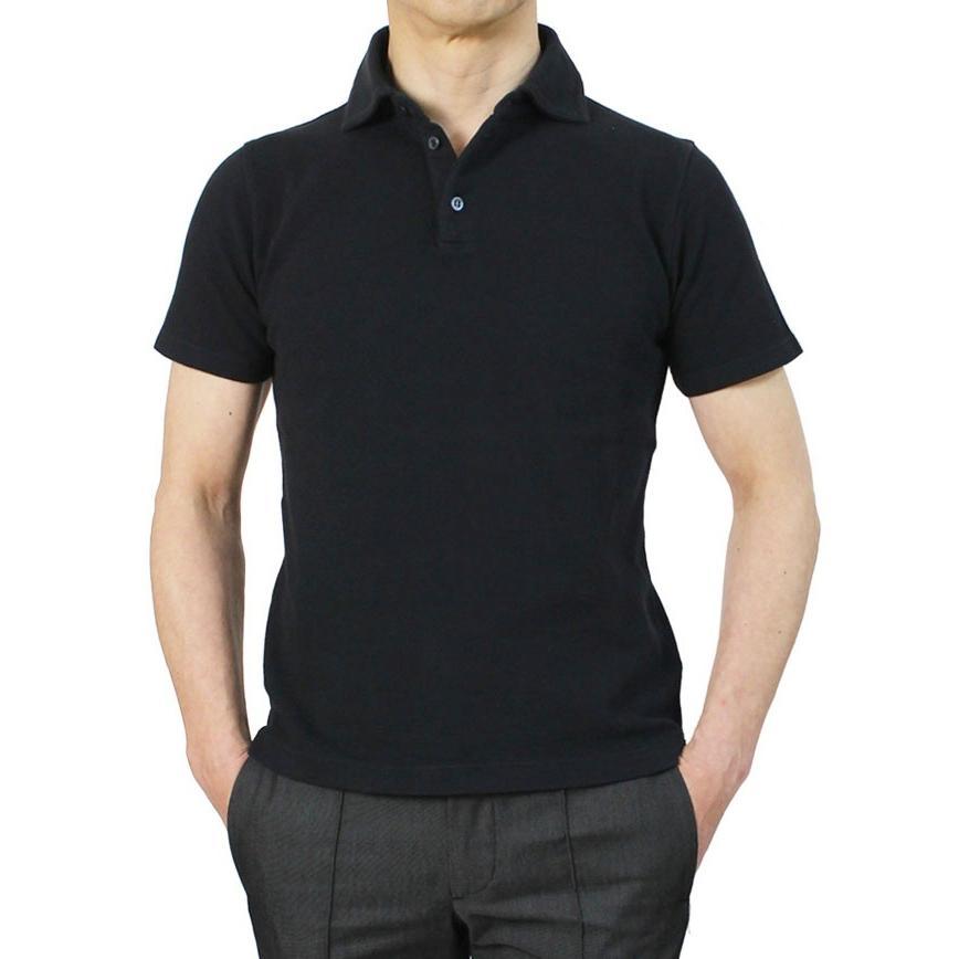 クルチアーニ / Cruciani / ポロシャツ / コットン 鹿の子 半袖 / JU1371 / 返品・交換可能 luccicare 14