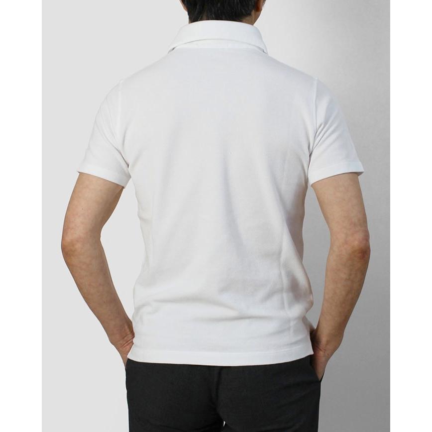 クルチアーニ / Cruciani / ポロシャツ / コットン 鹿の子 半袖 / JU1371 / 返品・交換可能 luccicare 06