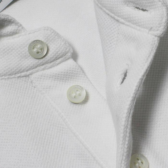 クルチアーニ / Cruciani / ポロシャツ / コットン 鹿の子 半袖 / JU1371 / 返品・交換可能 luccicare 08