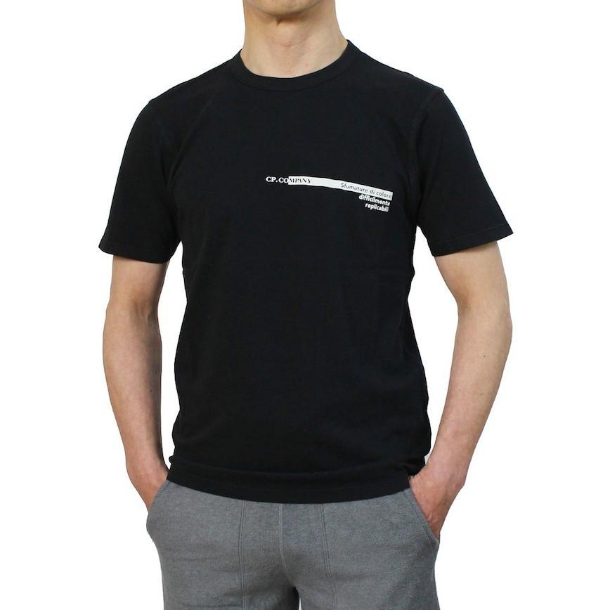 シーピーカンパニー / C.P.COMPANY / クルーネック ロゴ Tシャツ / コットン / 10CMTS294A / 返品・交換可能|luccicare|14