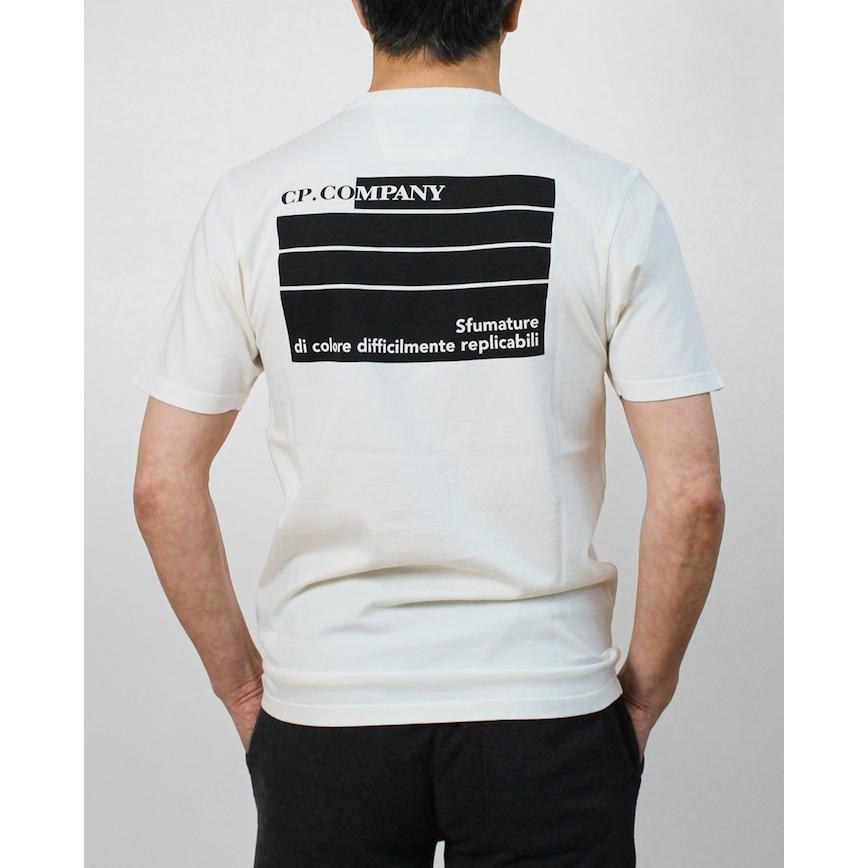 シーピーカンパニー / C.P.COMPANY / クルーネック ロゴ Tシャツ / コットン / 10CMTS294A / 返品・交換可能|luccicare|03