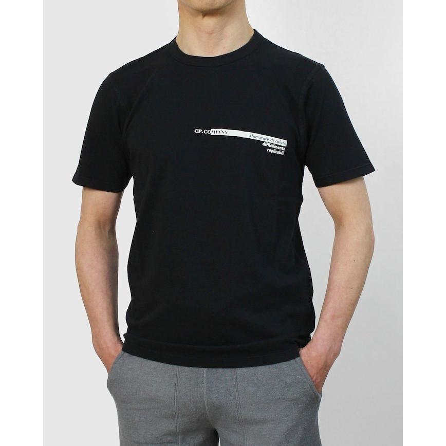 シーピーカンパニー / C.P.COMPANY / クルーネック ロゴ Tシャツ / コットン / 10CMTS294A / 返品・交換可能|luccicare|04