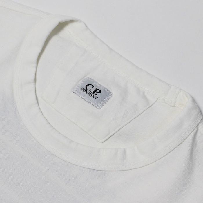 シーピーカンパニー / C.P.COMPANY / クルーネック ロゴ Tシャツ / コットン / 10CMTS294A / 返品・交換可能|luccicare|06