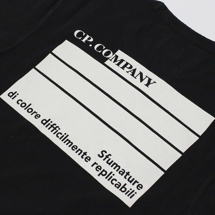 シーピーカンパニー / C.P.COMPANY / クルーネック ロゴ Tシャツ / コットン / 10CMTS294A / 返品・交換可能|luccicare|09