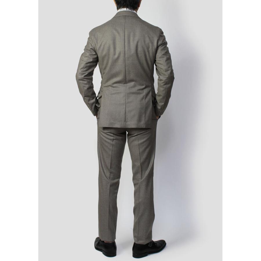 デ ペトリロ / De Petrillo / ワンプリーツ スーツ / ウール セミフラノ 3B 段返り / LINEA NAPOLI / NAPOLI / ABITO / 返品・交換可能|luccicare|04