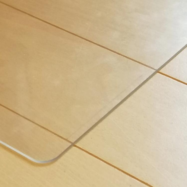 透明キッチンマット/キッチンマット 拭けるキッチンマット/クリア 床面保護マット/アキレス/床暖対応/日本製|lucentmart-interior|04