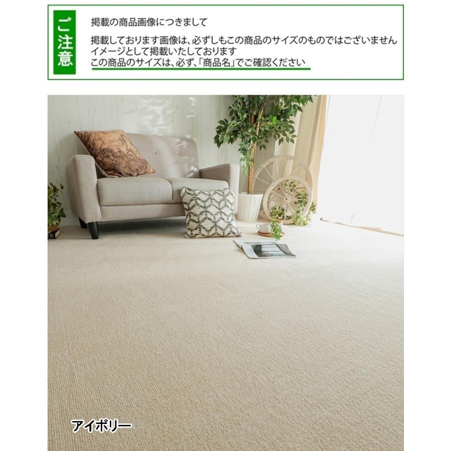 カーペット/261×352cm/江戸間6畳/ご自身でもフリーカット/日本製/抗菌 防臭 床暖/ジャメナ/3色|lucentmart-interior|04