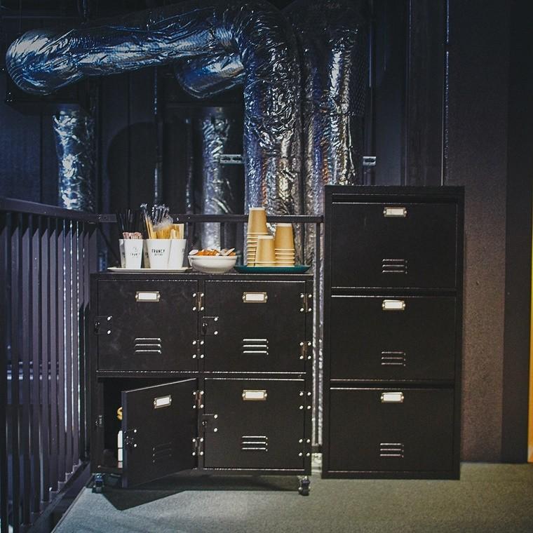 シューズラック 3/ 靴箱/ロッカー/3段/50 15 106/2色 lucentmart-interior 10
