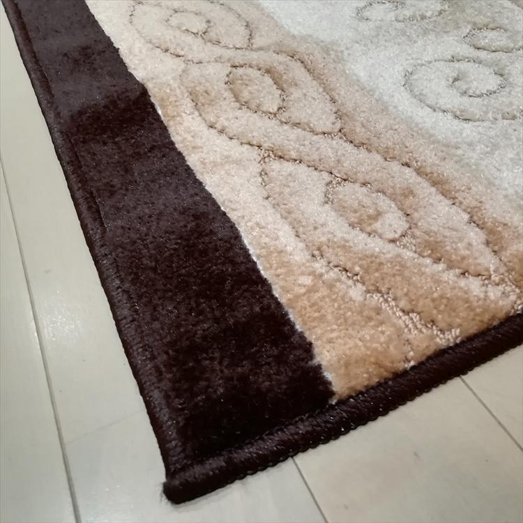 廊下敷 キッチンマット/80×240cm/洗える 洗濯機OK/ステラ/防滑/3色|lucentmart-interior|20