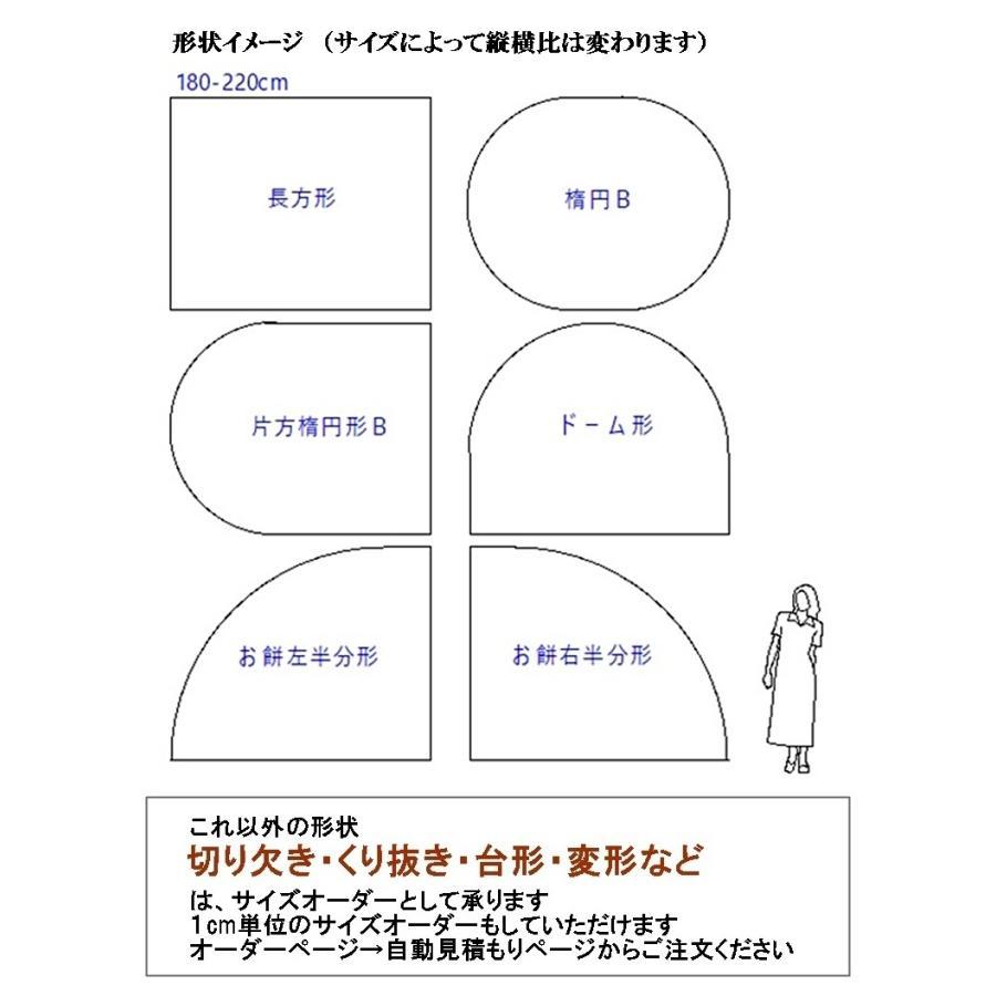 カーペット ラグマット/東リ/ウール 100% フレンドエージ/180×220cm 長方形 楕円 他/3色/業務用 住宅用/日本製|lucentmart-interior|03