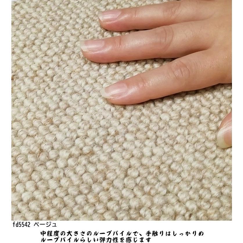サイズオーダー カーペット/ウール 100%/切欠き くり抜き 敷き詰め 変形 可能/日本製/床暖/T-FD/3色/東リ ブランド/自動見積もり 説明|lucentmart-interior|14