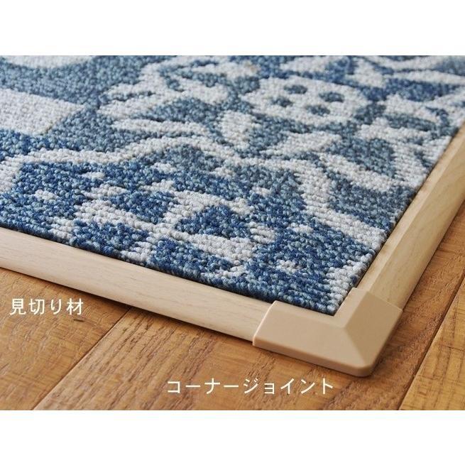 タイルカーペット/東リ 住宅用/コーナージョイント材 ファブリックフロア用部材 1個 3色|lucentmart-interior|04