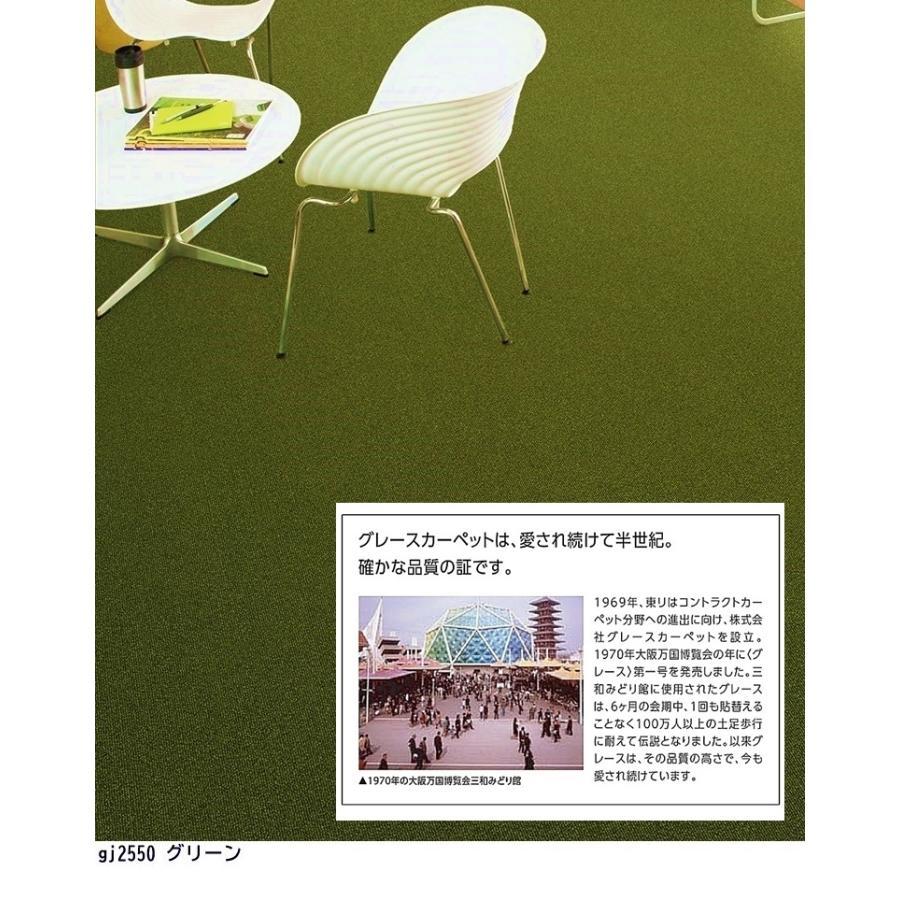 カーペット ラグマット/東リ/グレース/160×220cm 長方形 楕円 他/9色/業務用 住宅用/日本製 lucentmart-interior 05